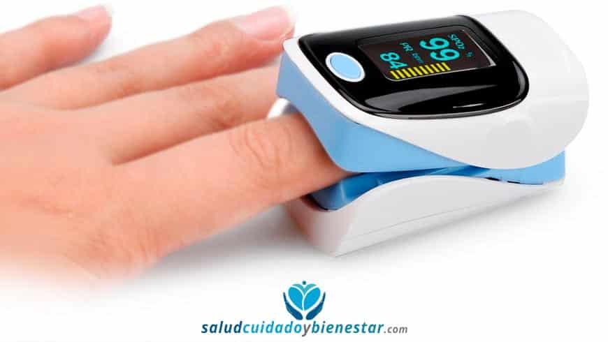 Dónde comprar un oxímetro o medidor de saturación oxigeno en sangre