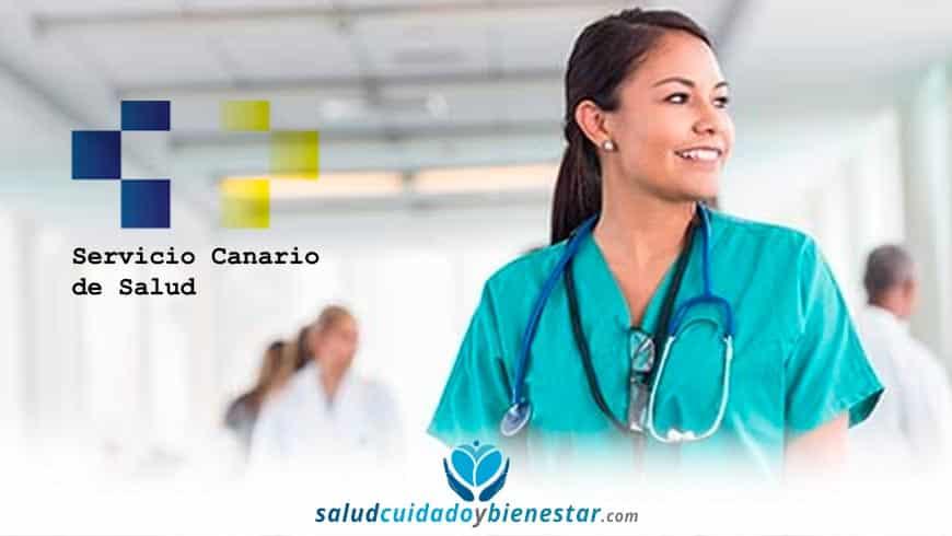 1.095 plazas para Enfermería en Canarias: Oposiciones 2019
