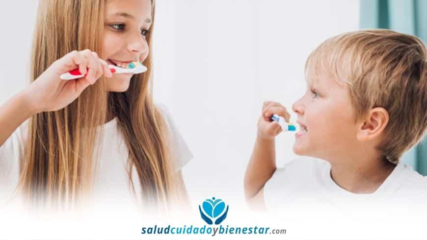 Salud dental infantil, consejos de higiene oral para niños