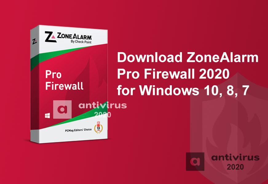 zonealarm برای ویندوز 10