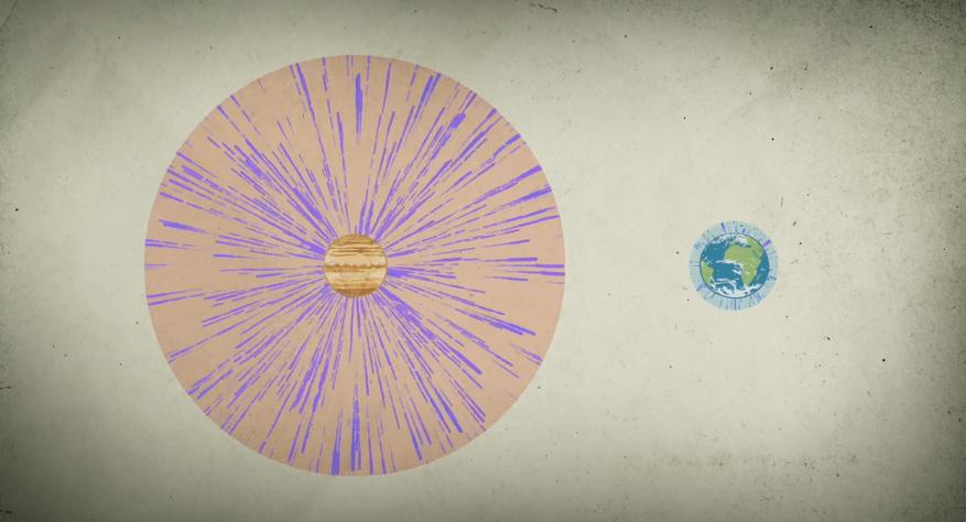 Venus electric field water atmosphere
