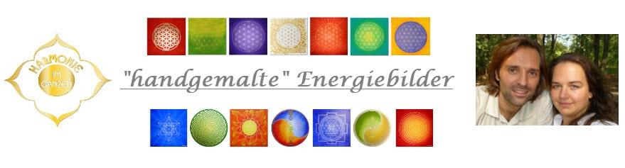handgemalte Energiebilder