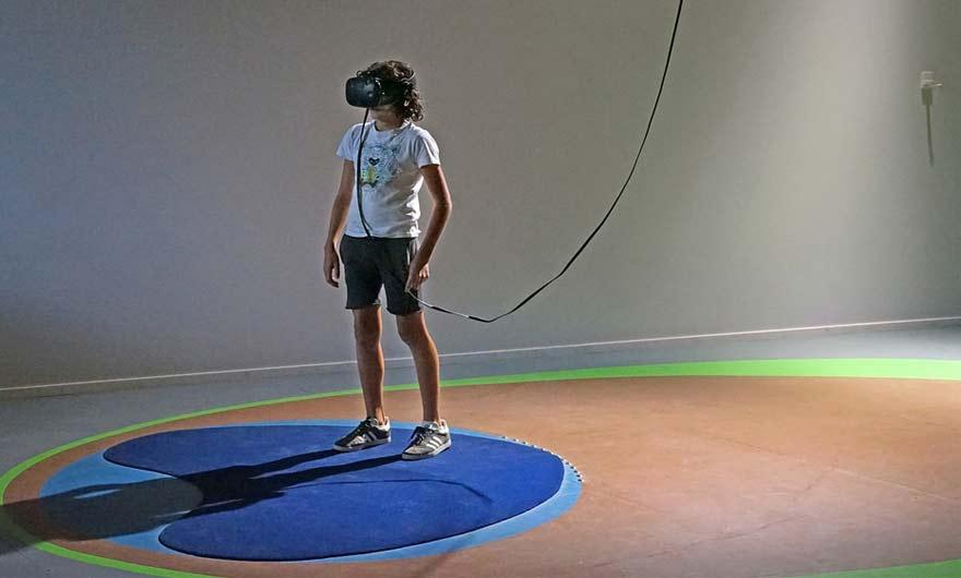 réalité virtuelle et art
