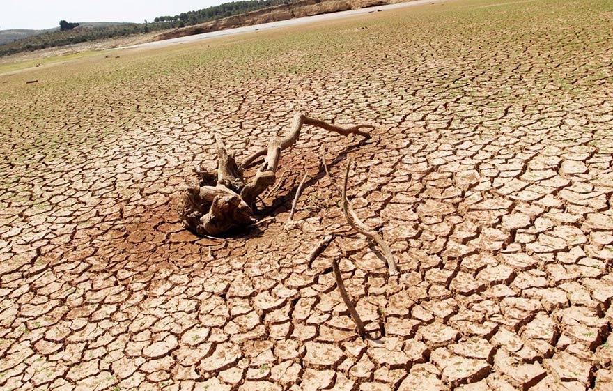 sécheresse en Irak