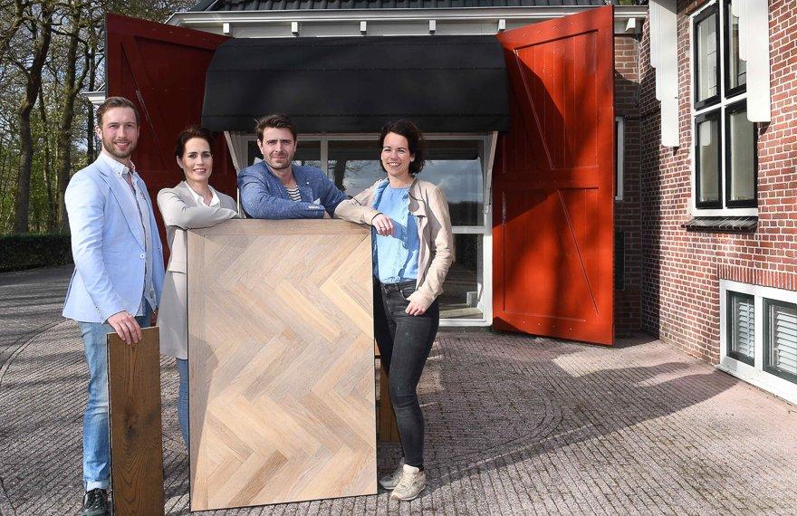 Team Dutzfloors houten vloeren