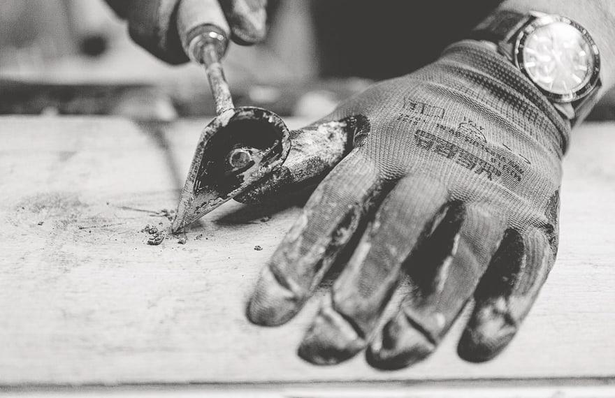 Bewerkingen eikenhouten vloeren