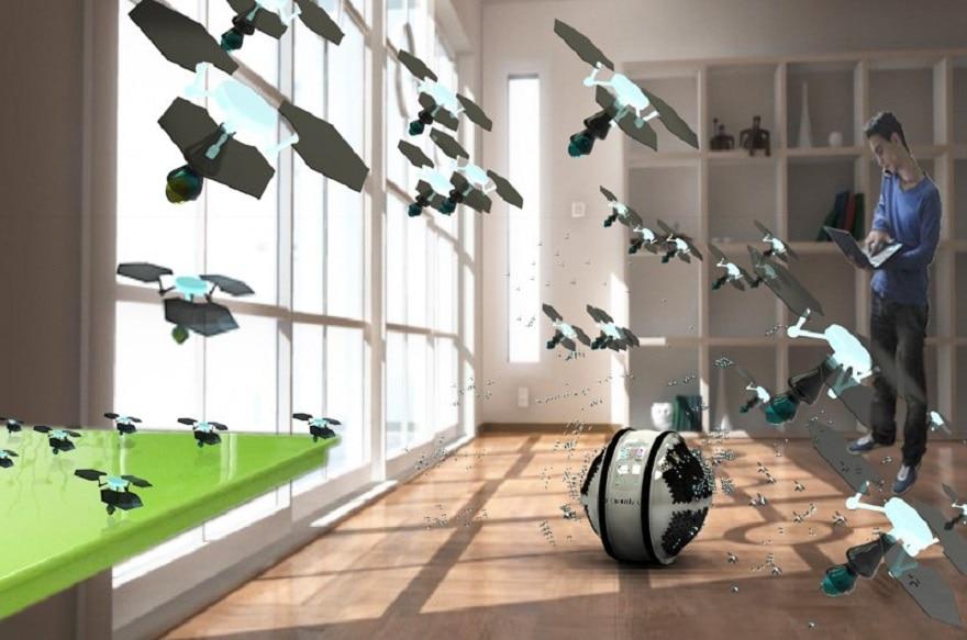 robots domestiques