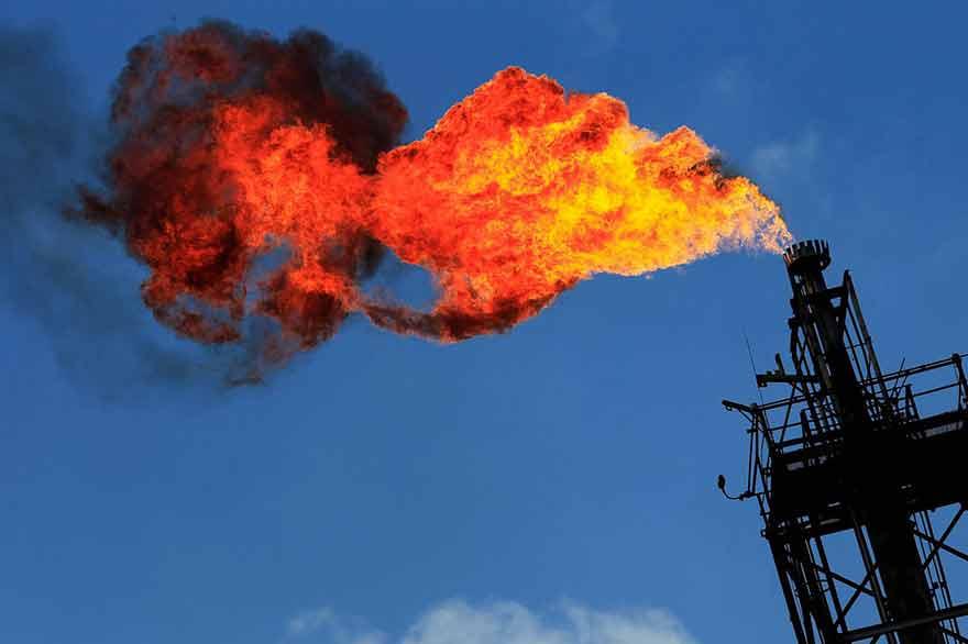 Fuite de gaz en Californie