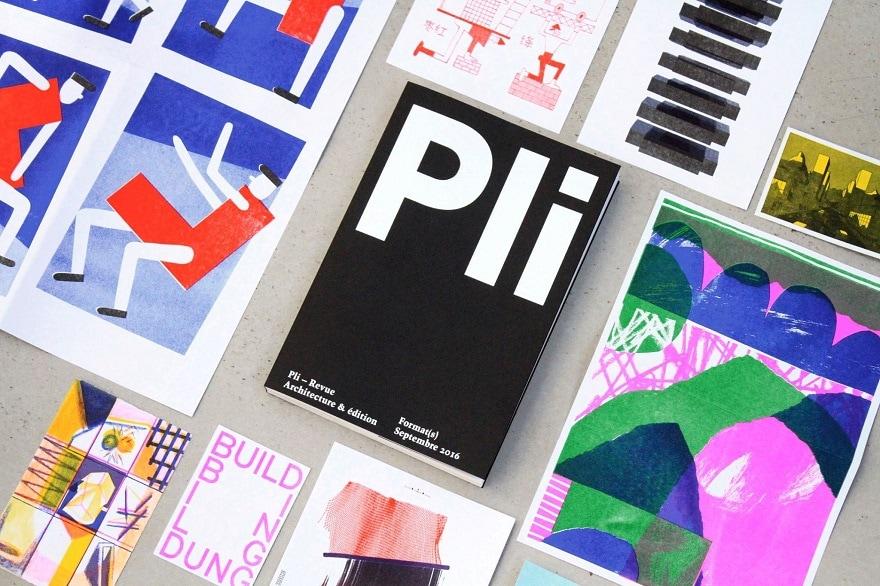 revue architecture Pli