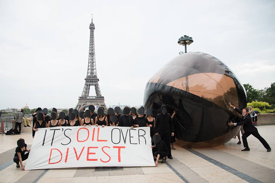 COP21 contre bulle carbone