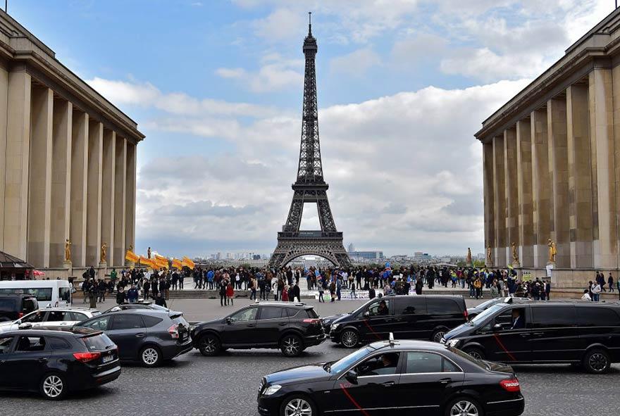 Plan climat Paris