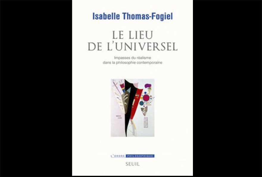 livre Lieu de l'universel