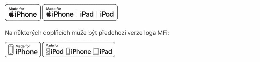 Kabel pro iPhone? Kabely pro rychlé nabíjení produktů Apple