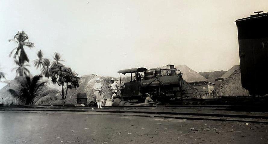Imagen del Ferrocarril de Guatemala