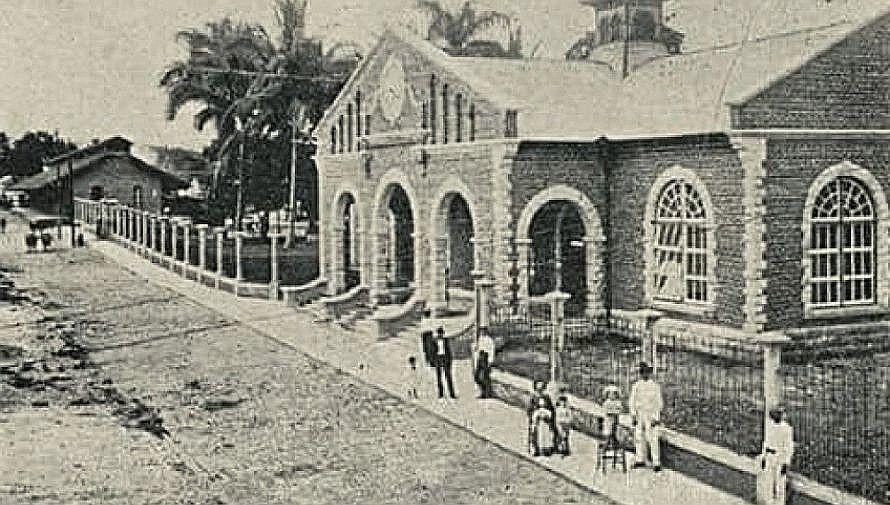 Estación Escuintla - Guatemala