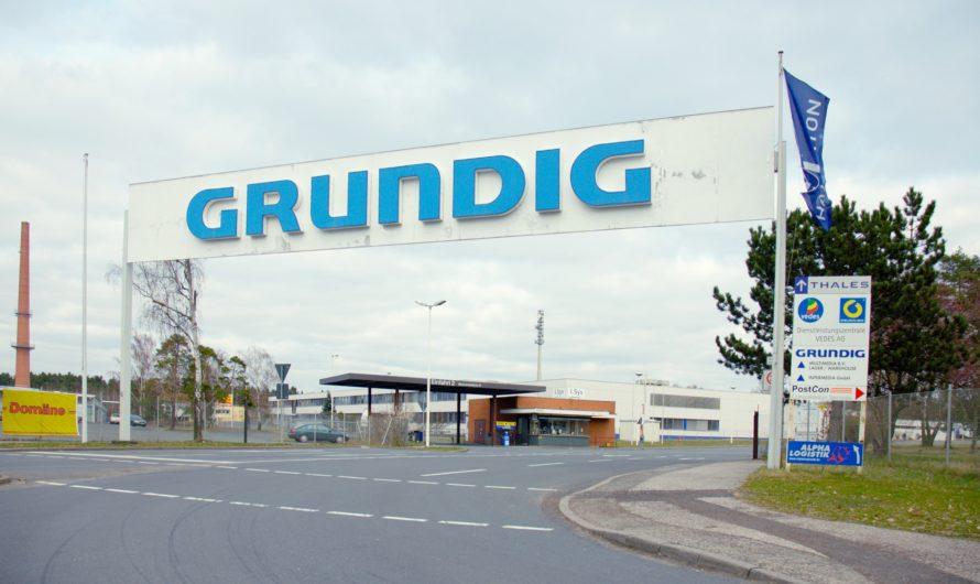 Grundig-Eine Erfolgsgeschichte