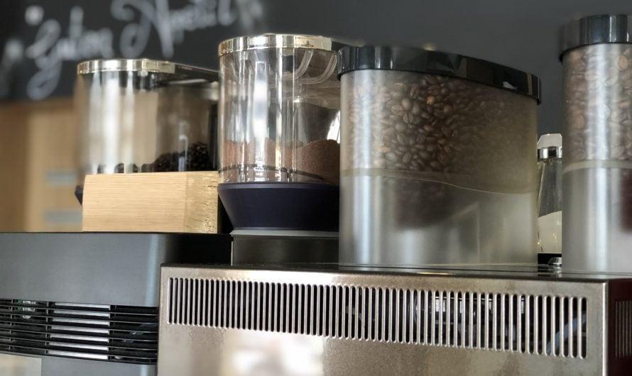 Mini Kaffeevollautomat