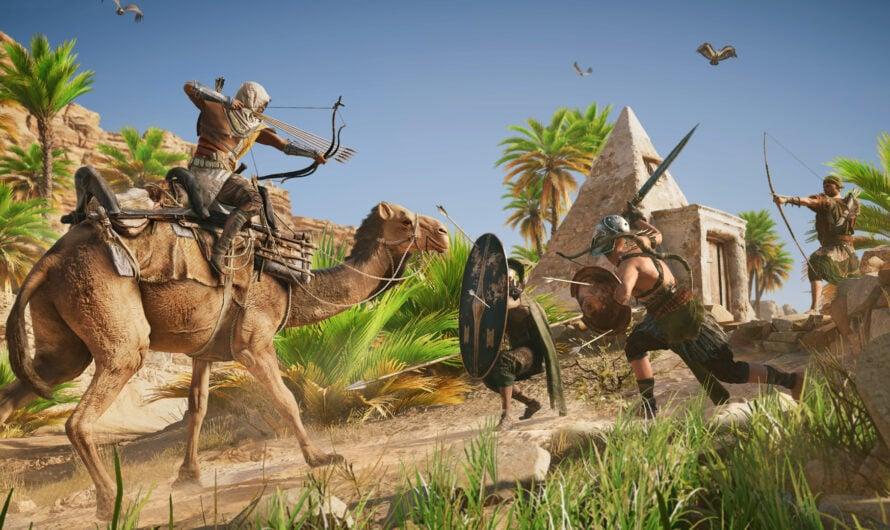 Assassin's Creed: Origins – Gratis Wochenende angekündigt
