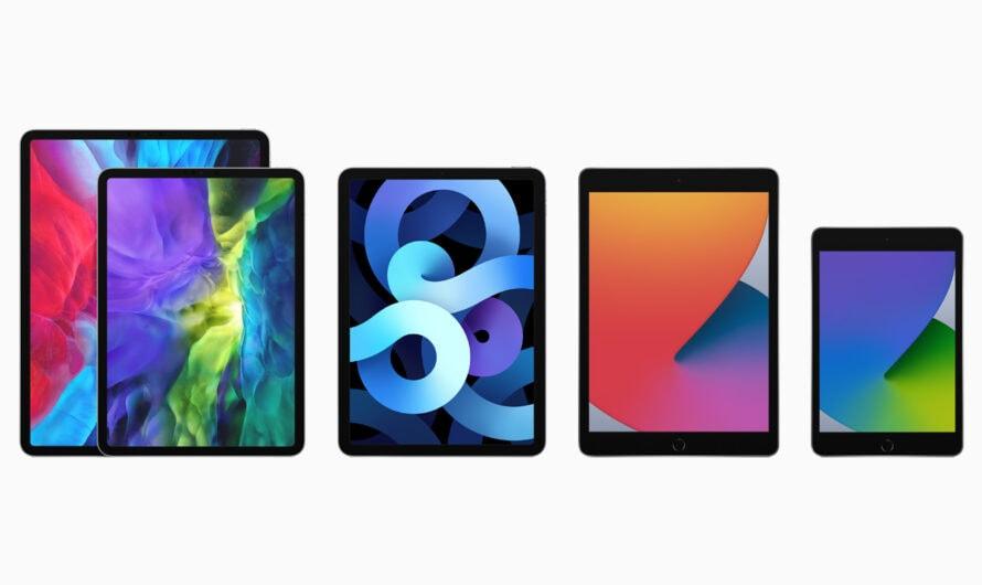 Apple iPad Air 2020: Alles auf einen Blick