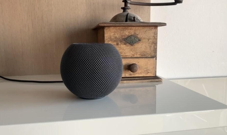 Klein und doch ganz groß – HomePod mini Unboxing und erste Eindrücke