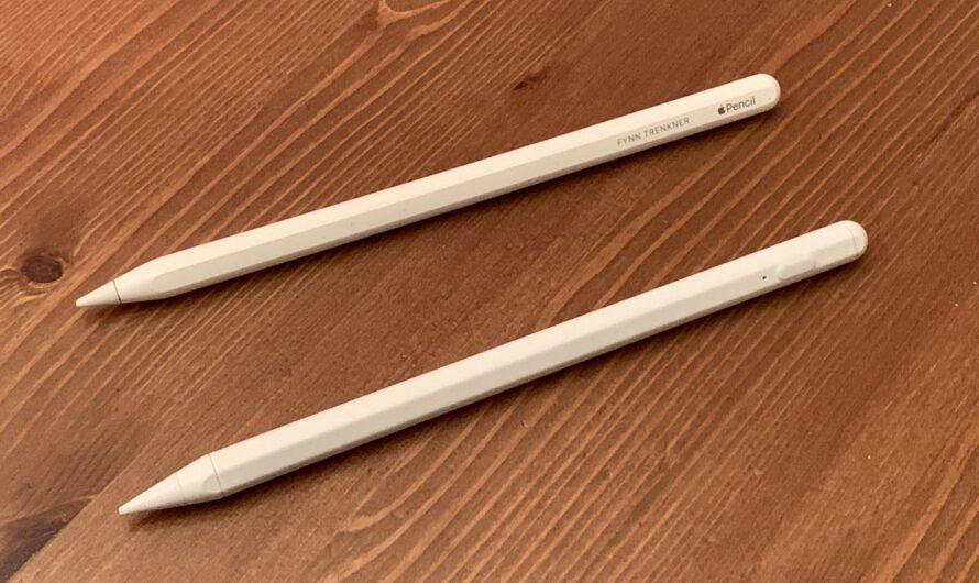 Apple Pencil Alternative Test