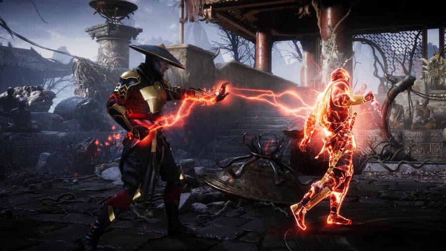 Injustice Mortal Kombat