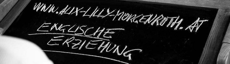 Madame Morgenroth | Zucht und Ordnung