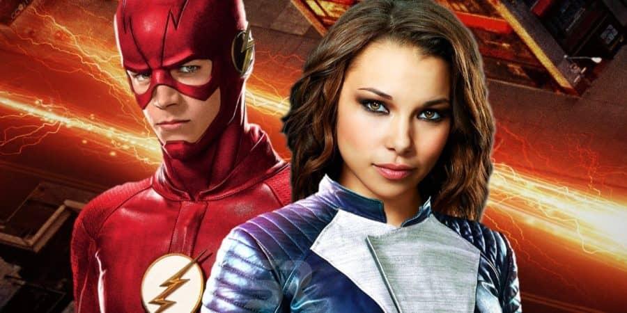 The Flash Season 5 Daughter Nora