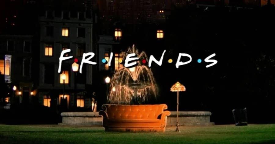 Przyjaciele sitcom