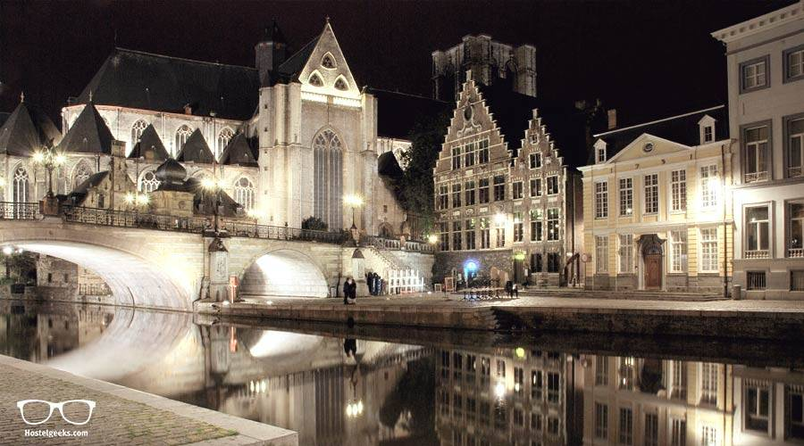 Ghent is a great Winter Destination