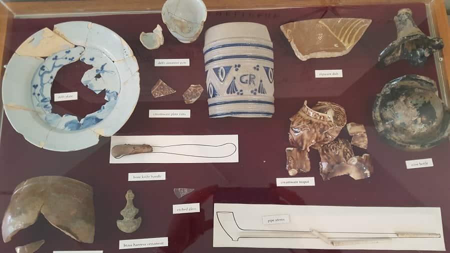 Bath Artifacts