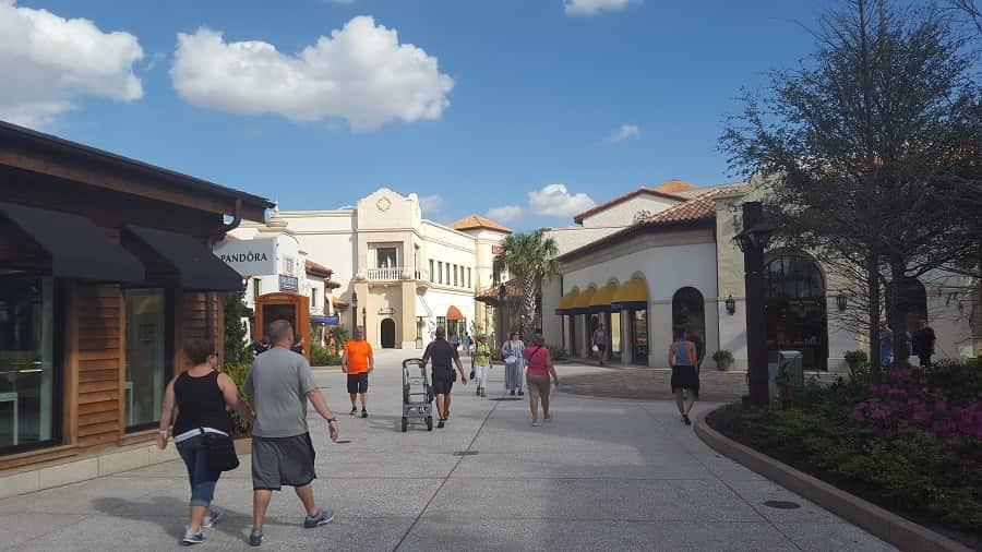 Disney Springs Shopping