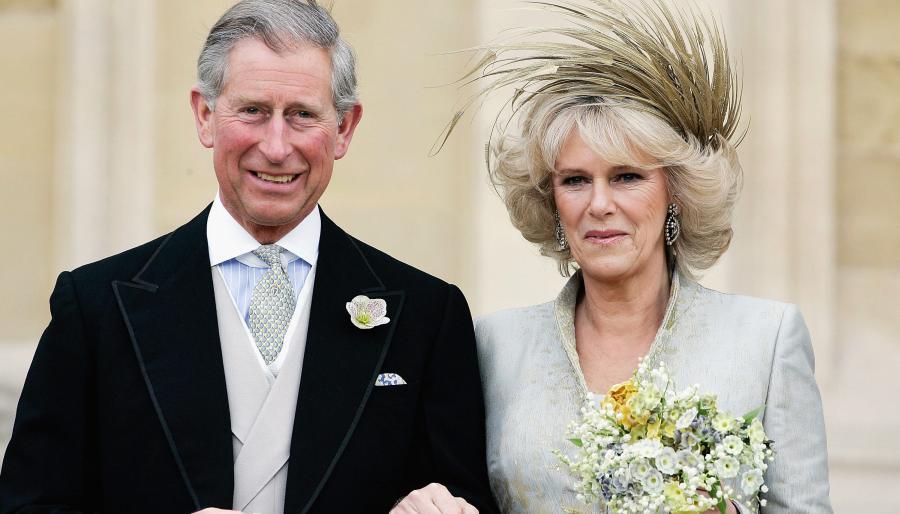 Carlos de Inglaterra y Camila de Cornualles