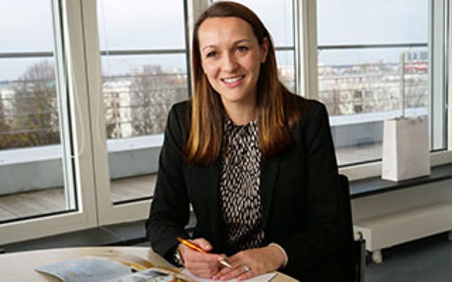 Melanie Lackner, Teamleiterin Finanzierungsberatung bei Interhyp in München