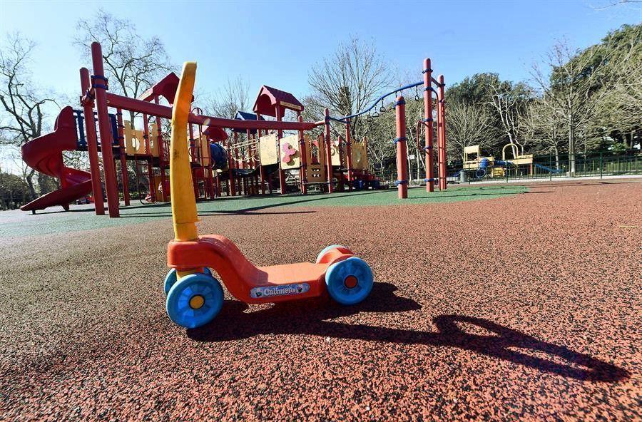Parque sin niños