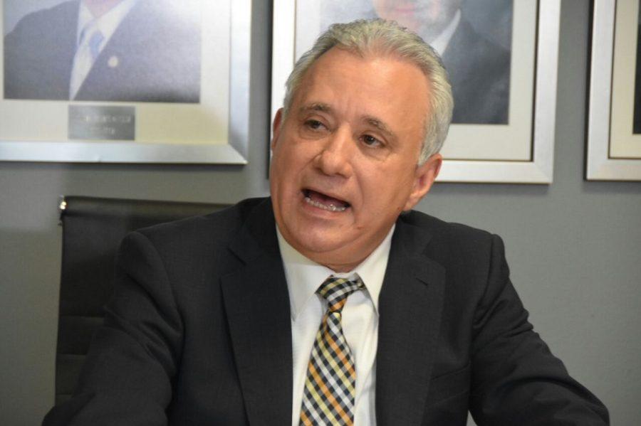 Senador Antonio Taveras Guzmán.