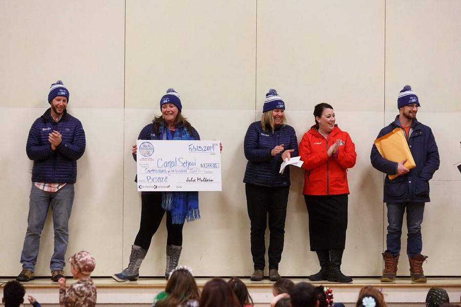 WinterKids Winter Games 2019 Canal School Award Ceremony006