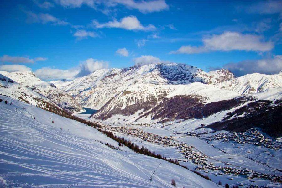 esquí livigno mejores estaciones esquí Italia
