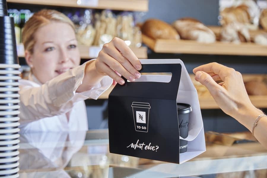 Komplettlösung Kaffee Mitnehmen