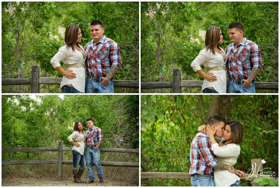 Fort Worth Engagement Photographer   Lyncca Harvey Photography   Bear Creek Park