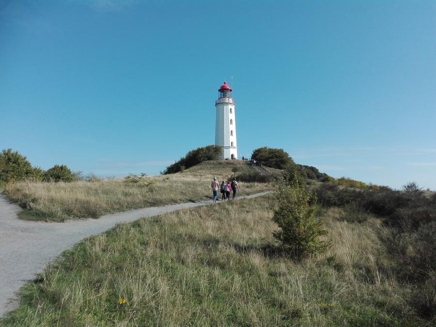 Lighthouse Dornbusch