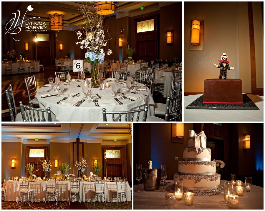 Fort Worth Wedding Photographer: Omni Hotel   Lyncca Harvey Photography