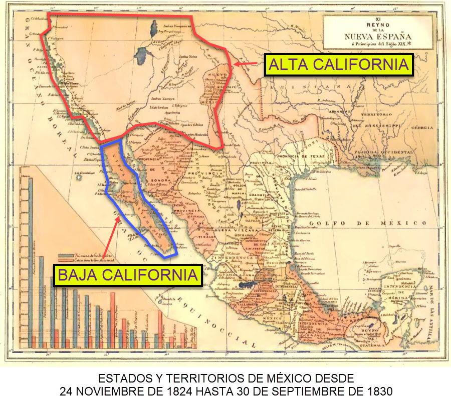 Estadso y territoriso de México