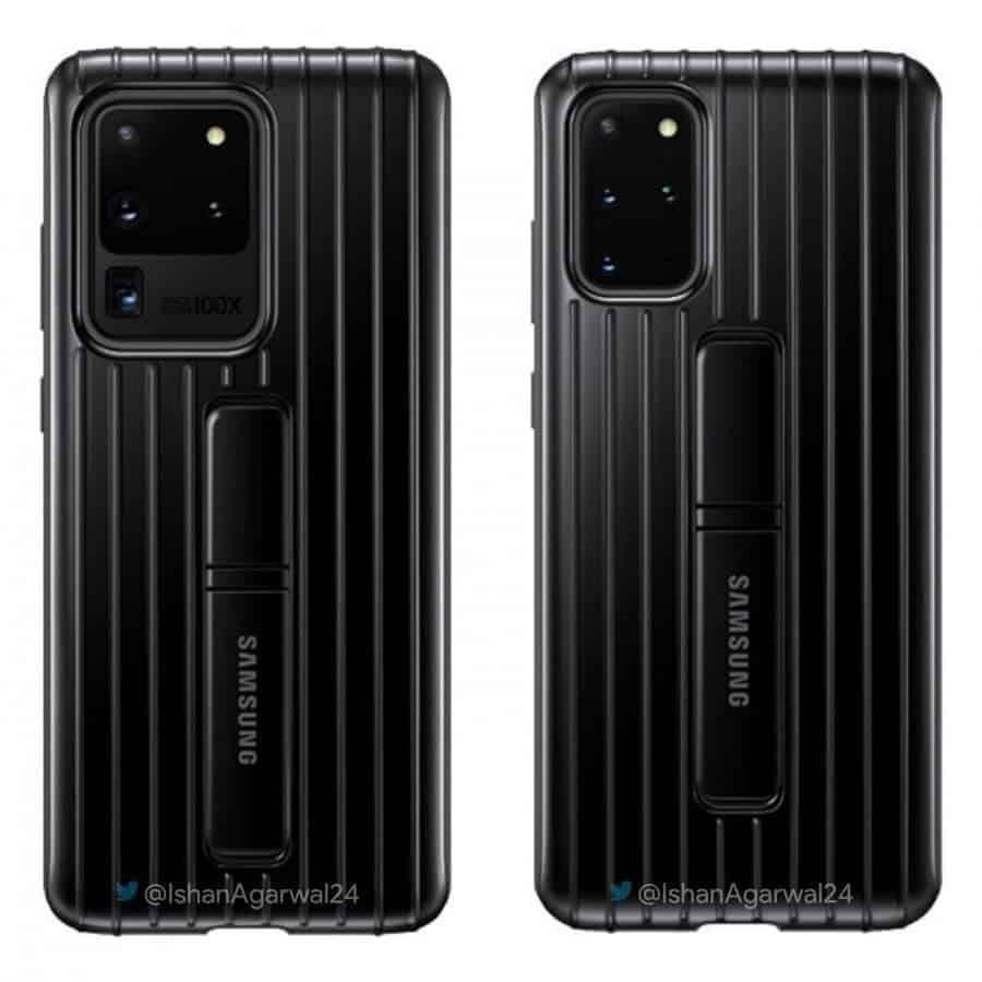capas do Galaxy S20