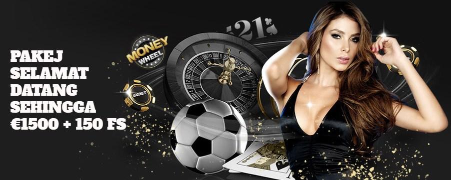 1xbet casino Bonus selamat datang