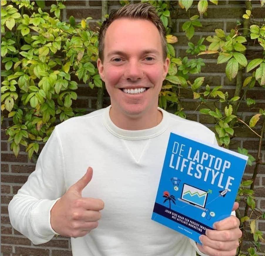 Jacko Meijaard auteur boek: Laptop Lifestyle