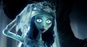 Corpse Bride Tim Burton Broadway