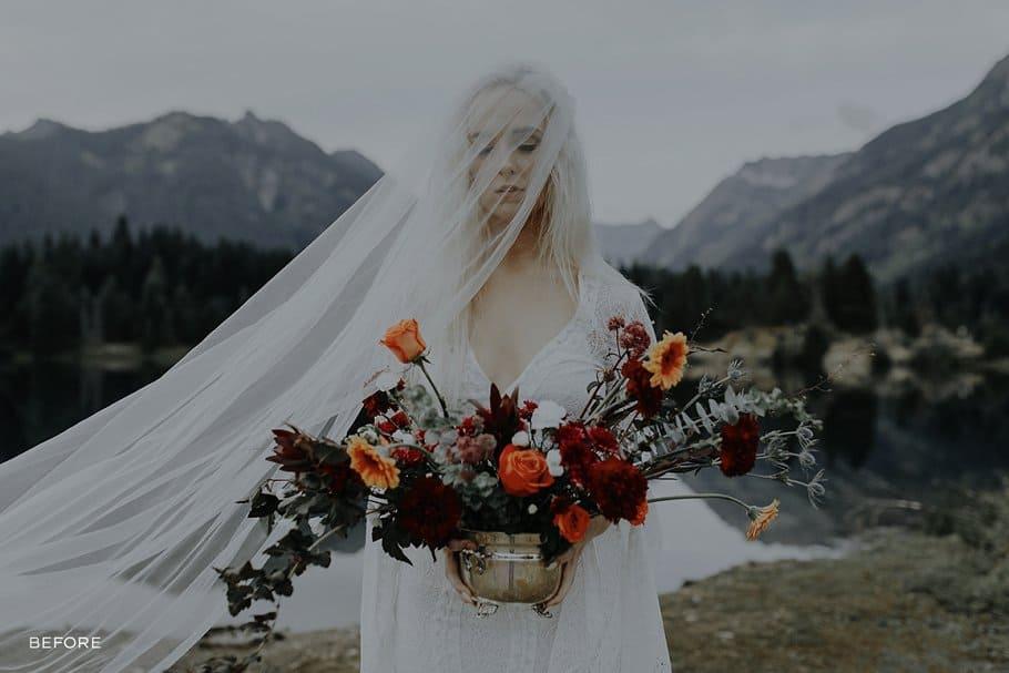 Preset Film Wedding for lightroom