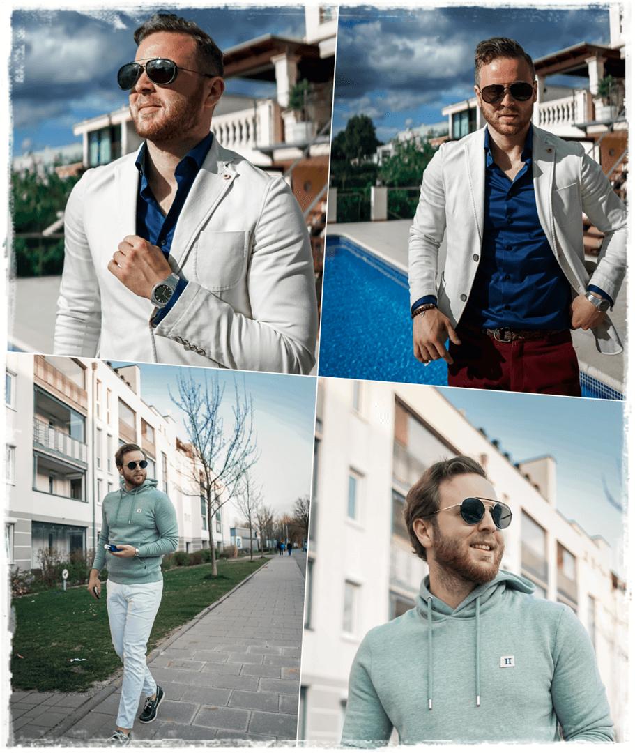 Carrera Sonnenbrillen, casual & classy für Ihn