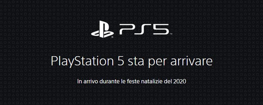 Annunciata PlayStation 5, arriverà a Dicembre 2020